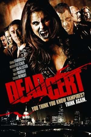 Poster: Dead Cert