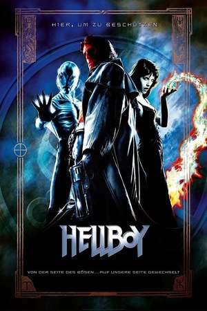 Poster: Hellboy