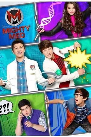 Poster: Mighty Med – Wir heilen Helden