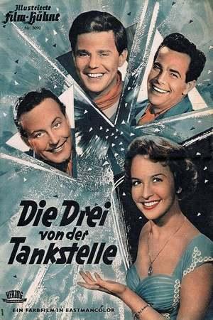 Poster: Die Drei von der Tankstelle