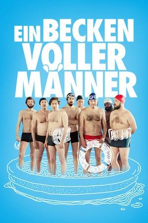 Poster: Ein Becken voller Männer