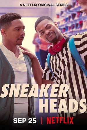 Poster: Sneakerheads