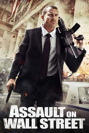 Poster: Assault on Wall Street