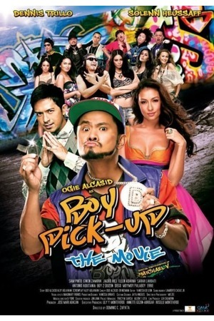 Poster: Boy Pick Up: The Movie