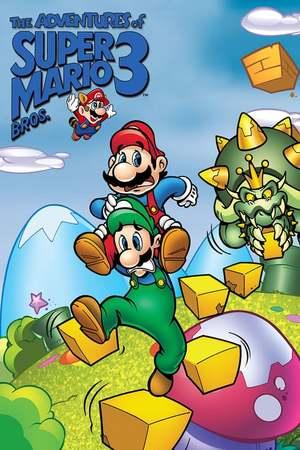 Poster: Super Mario Bros. 3