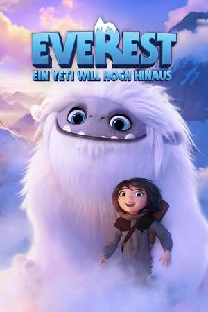 Poster: Everest - Ein Yeti will hoch hinaus