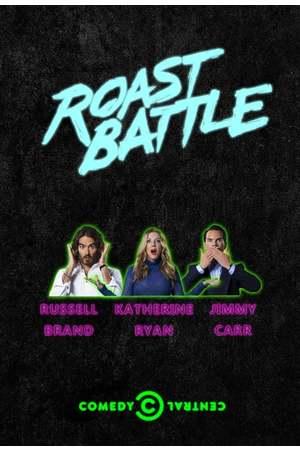 Poster: Roast Battle