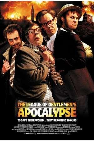 Poster: The League of the Gentlemen's Apocalypse