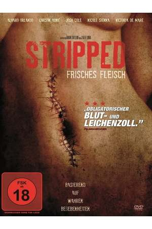 Poster: Stripped - Frisches Fleisch