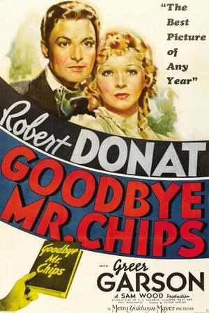 Poster: Auf Wiedersehen, Mr. Chips