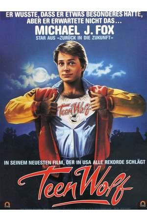 Poster: Teen Wolf - Ein Werwolf kommt selten allein