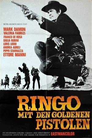 Poster: Ringo mit den goldenen Pistolen