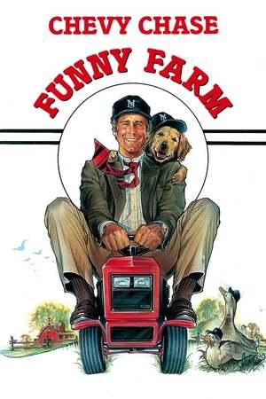 Poster: Funny Farm