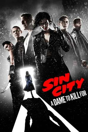 Poster: Sin City 2: A Dame To Kill For