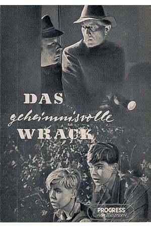 Poster: Das geheimnisvolle Wrack