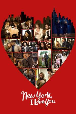 Poster: New York, I Love You