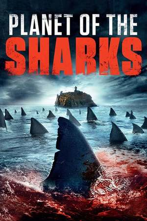 Poster: Planet of the Sharks