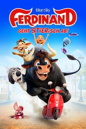 Poster: Ferdinand - Geht STIERisch ab!