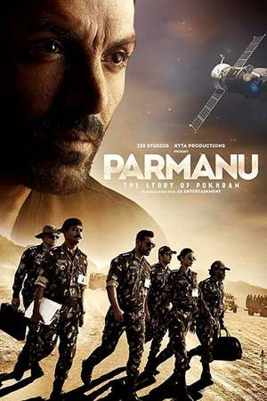 Poster: Parmanu: The Story of Pokhran