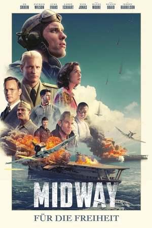 Poster: Midway - Für die Freiheit