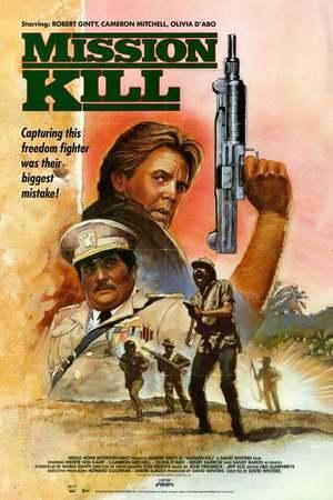 Poster: Mission Cobra - ...im Kampf für die Gerechtigkeit