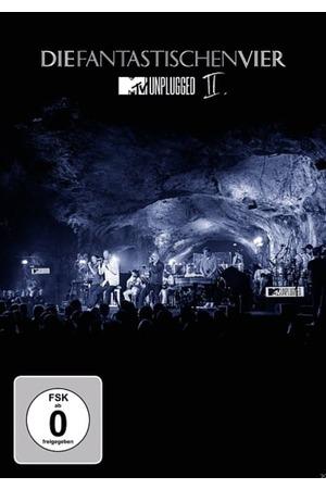 Poster: Die Fantastischen Vier: MTV Unplugged II
