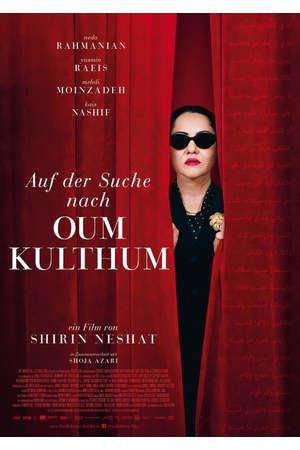 Poster: Auf der Suche nach Oum Kulthum