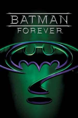 Poster: Batman Forever
