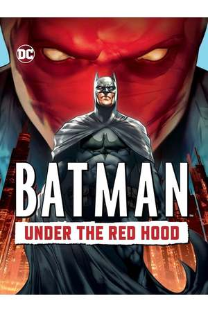 Poster: Batman: Under the Red Hood