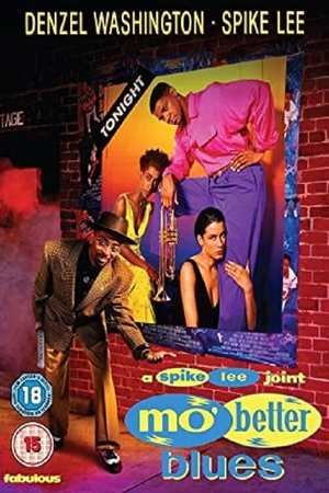 Poster: Mo' Better Blues