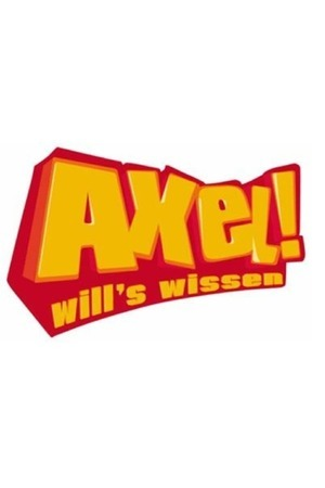 Poster: Axel!
