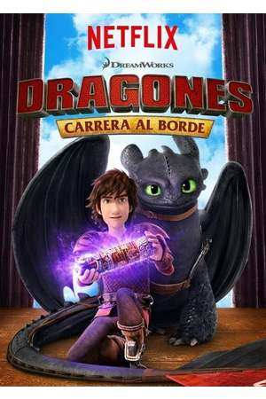Poster: Dragons: Race to the Edge