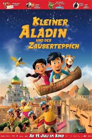 Poster: Kleiner Aladin und der Zauberteppich