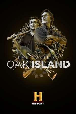 Poster: Oak Island - Fluch und Legende