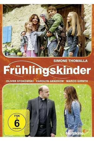 Poster: Frühlingskinder