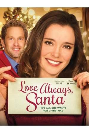 Poster: Viele Grüsse vom Weihnachtsmann