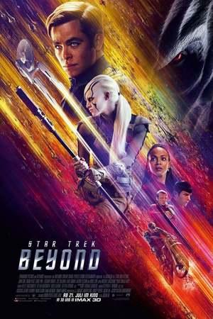Poster: Star Trek Beyond
