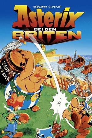 Poster: Asterix bei den Briten