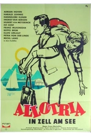 Poster: Allotria in Zell am See
