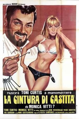 Poster: Der Keuschheitsgürtel
