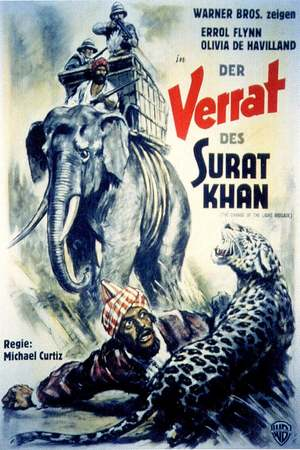 Poster: Der Verrat des Surat Khan