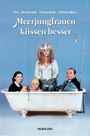 Poster: Meerjungfrauen küssen besser