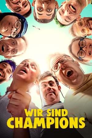 Poster: Wir sind Champions
