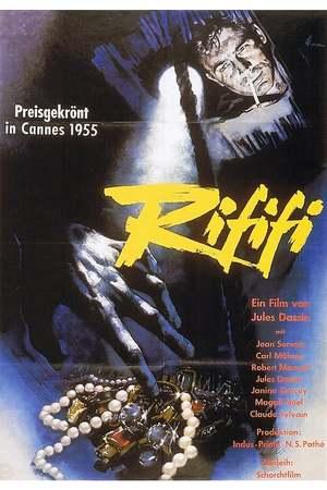 Poster: Rififi