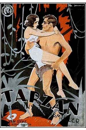 Poster: Tarzan, der Affenmensch
