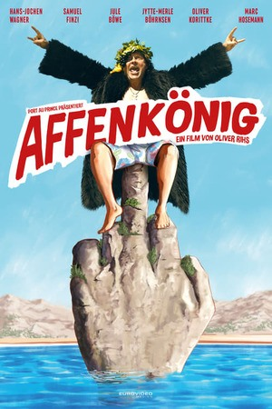 Poster: Affenkönig