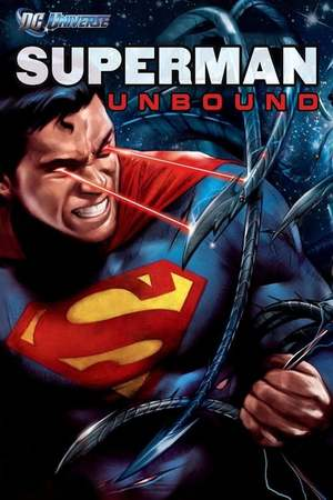Poster: Superman: Unbound