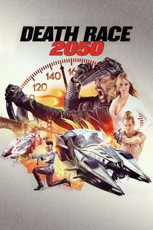Poster: Death Race 2050