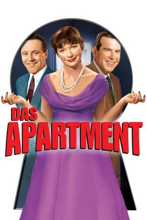 Poster: Das Apartment