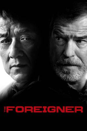 Poster: The Foreigner